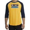 50th Birthday Raglan Shirt
