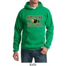 Mens Biker Hoodie Ride It Like You Stole It Hoody