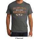 Mens Biker Shirt Gas Grass Or Ass Organic Tee T-Shirt