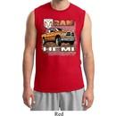 Mens Dodge Shirt Ram Hemi Trucks Muscle Tee T-Shirt