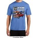 Mens Dodge Shirt Ram Trucks Moisture Wicking Tee T-Shirt