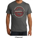 Mens Dodge Shirt Vintage Dodge Sign Organic Tee T-Shirt