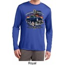 Mens Ford Shirt American Tradition Dry Wicking Long Sleeve Shirt