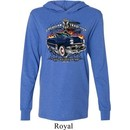 Mens Ford Shirt American Tradition Lightweight Hoodie Tee
