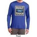 Mens Ford Shirt Built Ford Tough Dry Wicking Long Sleeve Shirt
