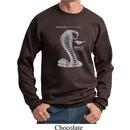 Mens Ford Sweatshirt 50 Years Cobra Sweat Shirt
