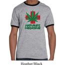 Mens Funny Shirt Natures Medicine Ringer Tee T-Shirt