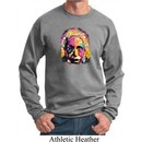 Mens Funny Sweatshirt Albert Einstein Sweat Shirt