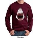 Mens Shark Sweatshirt 3D Shark Sweat Shirt