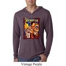 Mens Shirt Hendrix Colorful Lightweight Hoodie Tee T-Shirt