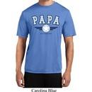 Mens Shirt Papa Moisture Wicking Tee T-Shirt