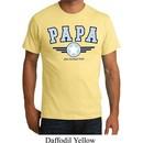 Mens Shirt Papa Organic Tee T-Shirt