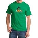 Mens Yoga Shirt Copy Cat Tee T-Shirt