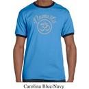 Mens Yoga Shirt Namaste Om Ringer Tee T-Shirt