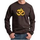 Mens Yoga Sweatshirt 3D OM Sweat Shirt
