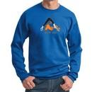 Mens Yoga Sweatshirt Copy Cat Sweat Shirt