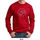 Mens Yoga Sweatshirt Thin OM Sweat Shirt