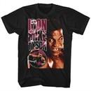Mike Tyson Shirt Boots Black T-Shirt