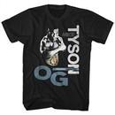 Mike Tyson Shirt Original Gangsta Black T-Shirt