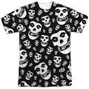 Misfits Shirt Fiends All Over Sublimation T-Shirt