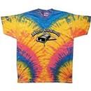 More Cowbell Shirt Drummer Woodstock Tie Dye Tee