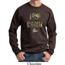 Mossy Oak I Love Camo Sweatshirt