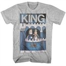 Mr. Mister Rogers Shirt King Athletic Heather T-Shirt
