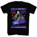 Muhammad Ali Shirt Gold Medalist Black T-Shirt