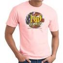 Never Forget T-Shirt 10 Years Anniversary Twin Towers Tee Pink