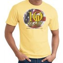 Never Forget T-Shirt 10 Years Anniversary Twin Towers Yellow Tee