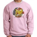 Never Forget Sweatshirts 10 Years Anniversary Memorial Pink
