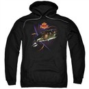 Night Ranger Hoodie 7 Wishes Black Sweatshirt Hoody