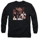 Night Ranger Long Sleeve Shirt Midnight Madness Black Tee T-Shirt