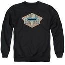 Night Ranger Sweatshirt Logo Adult Black Sweat Shirt