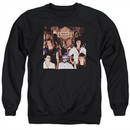 Night Ranger Sweatshirt Midnight Madness Adult Black Sweat Shirt