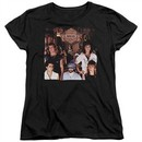 Night Ranger Womens Shirt Midnight Madness Black T-Shirt