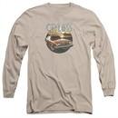 Oldsmobile Long Sleeve Shirt Cutlass Supreme Sand Tee T-Shirt
