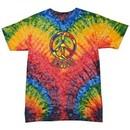 Peace Tie Dye T-shirt Funky Peace Woodstock Tie Dye