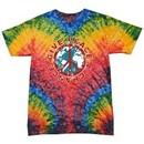 Peace Tie Dye T-shirt Give Peace A Chance Woodstock Tie Dye