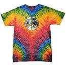 Peace Tie Dye T-shirt Peace Earth Woodstock Tie Dye