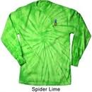 Pineapple Patch Pocket Print Tie Dye Long Sleeve