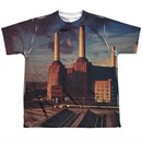 Pink Floyd Shirt Animals Sublimation Youth T-Shirt