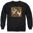Pink Floyd Sweatshirt Pig Adult Black Sweat Shirt