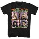 Poison Shirt Talk Dirty To Me Black T-Shirt