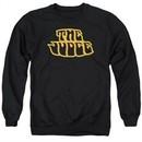Pontiac Sweatshirt Judge Logo Adult Black Sweat Shirt