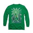 Power Rangers Shirt Green Ranger Long Sleeve Green Tee T-Shirt