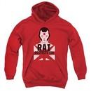 Rai Valiant Comics Kids Hoodie Protector Red Youth Hoody