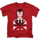 Rai Valiant Comics Kids Shirt Protector Red Tee T-Shirt