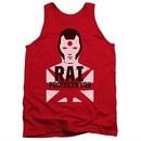 Rai Valiant Comics Tank Top Protector Red Tee Tanktop