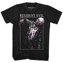 Resident Evil Shirt Bad Zombie Black T-Shirt